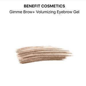 Benefit Makeup - 🌿BENEFIT COSMETICS Mascara & Eyebrow Gel Bundle